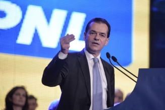 A fost aprobată propunerea lui Orban ca PNL să respingă orice formulă de colaborare cu PSD pentru guvernare