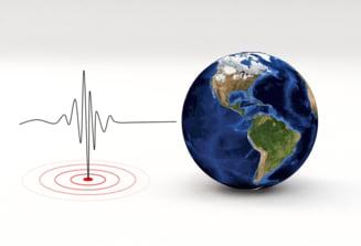A fost cutremur in Romania. Unde s-a simtit