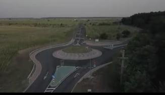 A fost dată în circulație o nouă cale de acces către Autostrada Soarelui. Ce localități au acum legătură directă la A2