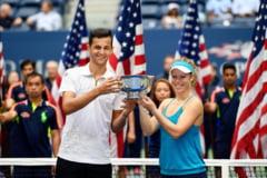A fost decisa prima finala de la US Open. Cine sunt campionii de la dublu mixt