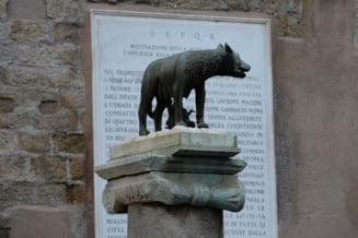 A fost descoperit mormantul lui Romulus, fondatorul Romei