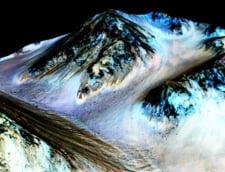 A fost descoperit primul depozit de apa lichida pe Marte: un lac sarat de mari dimensiuni