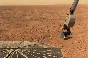 A fost descoperita viata pe planeta Marte