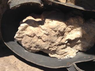 """A fost gasita probabil cea mai veche branza din Egiptul antic. Si e """"blestemata""""!"""