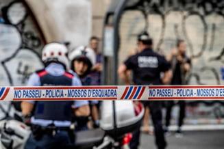 A fost identificat soferul care a condus duba in multimea de la Barcelona: Are doar 17 ani