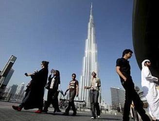 A fost inaugurata cea mai inalta cladire din lume: Burj Dubai (Video)
