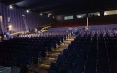 A fost inaugurata cea mai mare sala de spectacole din Moldova. Cum a fost transformat un vechi cinematograf