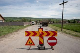 A fost inceputa cea mai ampla dezvoltare a infrastructurii in Zona Baraolt