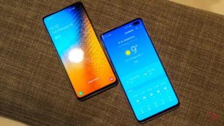 A fost lansat noul telefon Samsung Galaxy S10. Cand apare in Romania si ce pret va avea