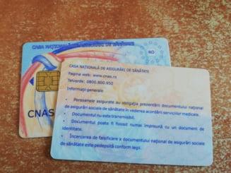 A fost prelungita cu 7 ani valabilitatea cardurilor nationale de sanatate emise pana la 31 decembrie 2014