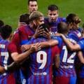 A fost sărbătoare în vestiarul Barcelonei după plecarea unui jucător! Despre cine este vorba