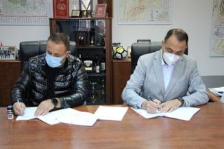 A fost semnat contractul privind reabilitarea, modernizarea si extinderea Cresei nr. 7, Focsani
