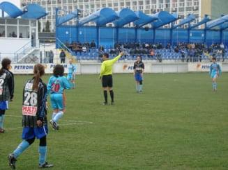 A fost stabilit tintarul sferturilor de finala ale Cupei Romaniei la fotbal feminin