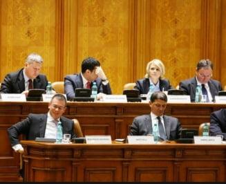 A fost tradare! Guvernul Ungureanu a cazut cu ajutorul PDL, recunoaste un fost deputat