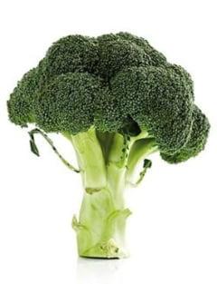 A iesit pe piata brocoli modificat, care tinteste cancerul