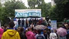 "A inceput Festivalul National al Cartii ""Axis Libri"""