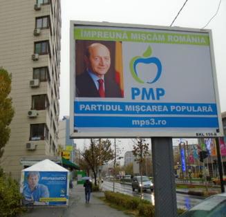 A inceput campania electorala: Reguli stricte, corturile si bannerele pe stalpi sunt interzise