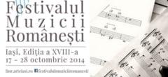 A inceput editia a XVIII-a a Festivalului Muzicii Romanesti