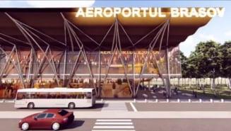 A inceput o noua etapa in proiectul Aeroportului International Brasov