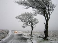 A inceput sezonul anvelopelor de iarna obligatorii. Pana la cat ajung amenzile