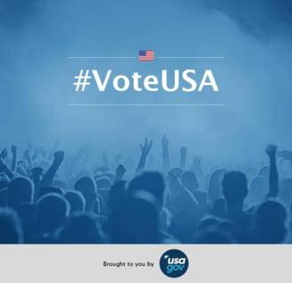 A inceput votarea pentru alegerea presedintelui Statelor Unite