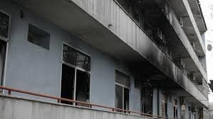 """A mai murit un pacient care se afla in pavilionul de la Institutul """"Matei Bals"""" afectat de incendiu. Avea 68 de ani si o forma severa de COVID-19"""