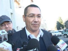 A mintit Ponta in marturia depusa la Targu Jiu?