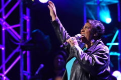 "A murit Aretha Franklin, ""regina muzicii soul"""