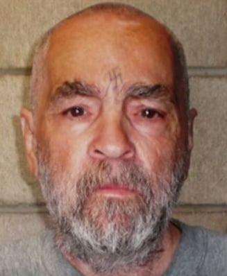"A murit Charles Manson, liderul celebrei secte criminale ""familia Manson"""