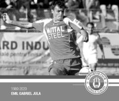 A murit Emil Jula. Fostul fotbalist in Liga 1 si Bundesliga avea 40 de ani si a facut un infarct