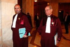 A murit Ion Predescu, fost judecator al Curtii Constitutionale