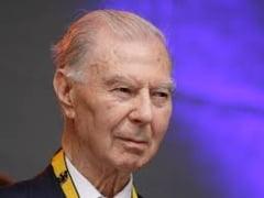 A murit Leo Tindemans, fost prim-ministru al Belgiei si presedinte al PPE