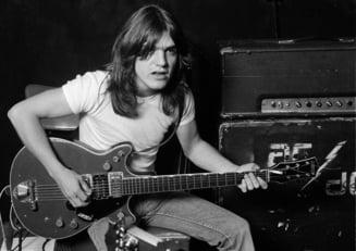 A murit Malcolm Young, chitaristul si cofondatorul formatiei AC/DC
