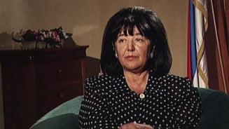 "A murit Mira Markovic: Vaduva lui Slobodan Milosevic era supranumita ""Lady Macbeth a Balcanilor"""