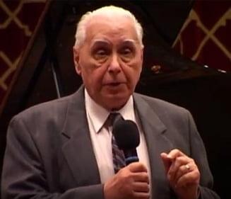 A murit Radu Campeanu: Sicriul va fi depus la Senat. PNL anunta ca e in doliu