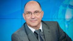 A murit Sorin Burtea, unul dintre cei mai experimentati jurnalisti din TVR. Avea 67 de ani