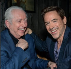 A murit actorul si regizorul Robert Downey Sr.
