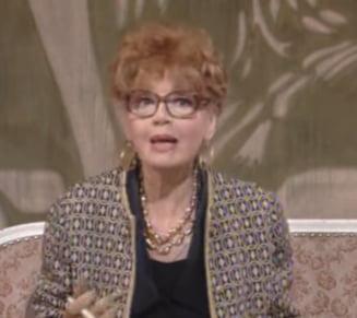 A murit actrita Carmen Stanescu