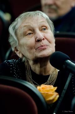 A murit actrita Tatiana Iekel, mama lui Florin Piersic Jr