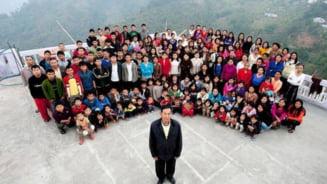 A murit barbatul cu 94 de copii, capul celei mai numeroase familii din lume. Avea 39 de sotii