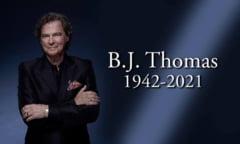 A murit cantaretul B.J. Thomas, catigator a 5 premii Grammy VIDEO