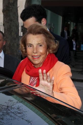 A murit cea mai bogata femeie din lume