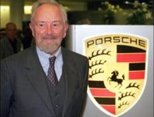 A murit creatorul legendarului Porsche 911