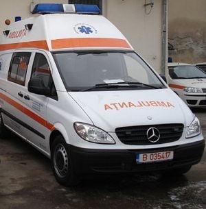 A murit in fata spitalului desfiintat (Video)