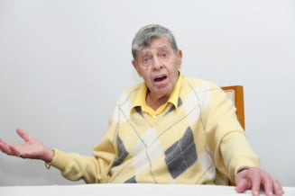 A murit legendarul actor Jerry Lewis