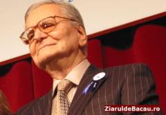 A murit marele actor Radu Beligan. El era Cetatean de Onoare al municipiului Bacau