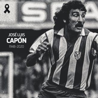 A murit o legenda a clubului Atletico Madrid, rapusa de coronavirus
