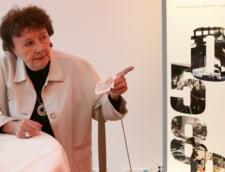 A murit prima femeie care a prezentat un buletin de stiri televizat in Europa