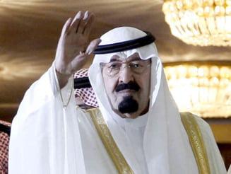 A murit regele Arabiei Saudite