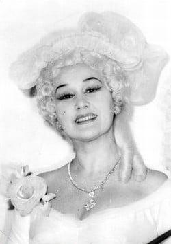 A murit soprana Lella Cincu